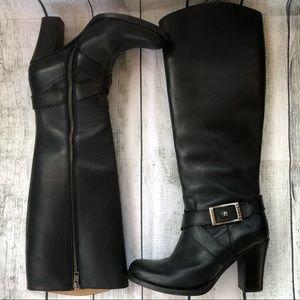 FRYE Julia Inside Zipper Tall Boots